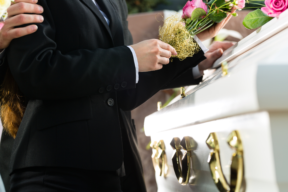 But He's My Age… When a Sibling, Colleague or Friend Dies